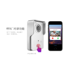 Caméra intelligente WIFI New Doorbell