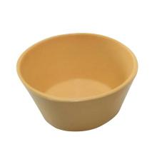 Bamboo Fiber Round Bottom Bowl