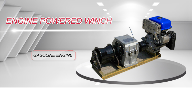 Engine Power Winch2