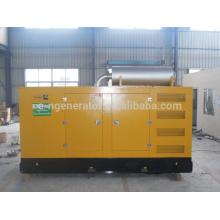 Neues Design Silent Canopy 300kva Dieselgenerator in Sierra Leone