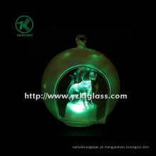 Ângulo de vidro para decoração de casa (kl60025-45)