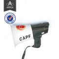 Sound Amplifier Taschenlampen für die Polizei