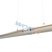 Luminária linear LED de conexão livre com ETL / Dlc