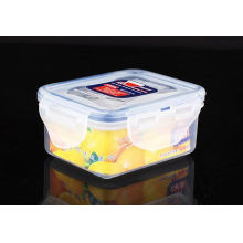 2015 Hot Sale China Plastic Food Box with Lid