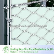 2015 alibaba china alambre de acero inoxidable malla de malla malla de alambre inoxidable hecho en china