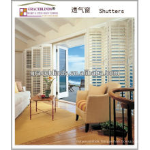 Europe style Wooden Shutters