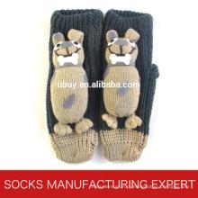 Детский 3D Anti Slip домашний носок (UBUY-107)