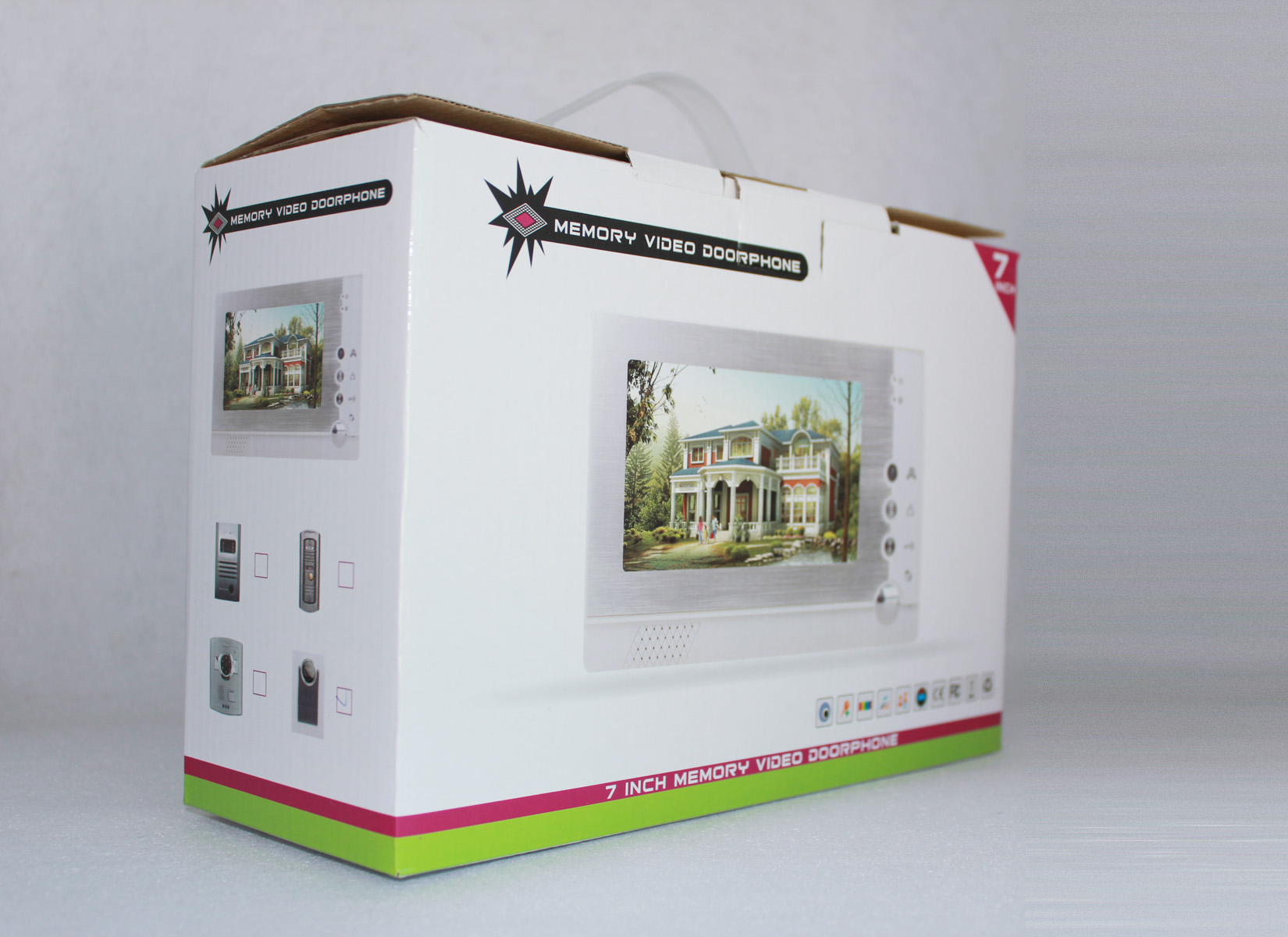 Video Doorbell Camera gift box color