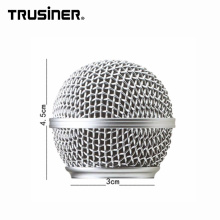 Wholesale Replacement Mic Microphone Grill Head For Shure For SM58 For Beta58