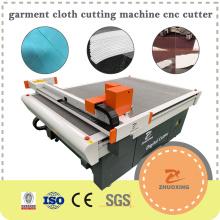 Textil CNC Schneidemaschine Bekleidungsindustrie