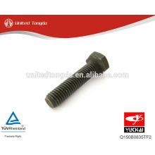 Tornillo de tubería de aceite Yuchai Engine YC6L Q150B0835TF2