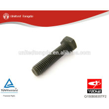 Yuchai Engine YC6L Oil pipe screw back Q150B0835TF2