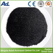 Phosphoric acid method wood based activated carbon