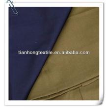 tecido de sarja de algodão/spandex