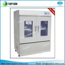 Oscilador termostático de aire doble de mejor precio para muestras biológicas TOPT-1112B