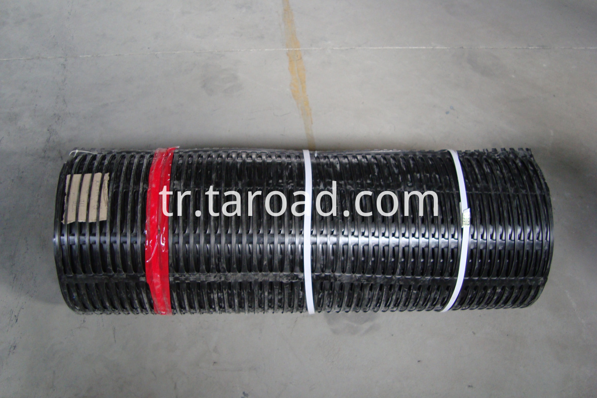 hdpe uniaxial geogrids