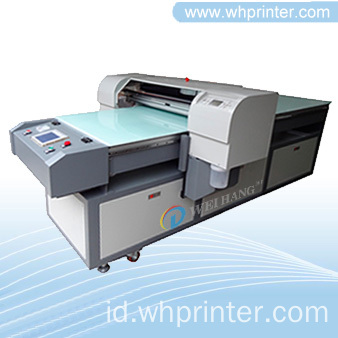 Digital Flatbed akrilik dan plastik Printer