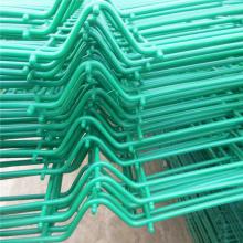 cercado de malla de alambre recubierto de pvc