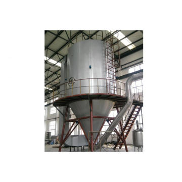 Closed loop spray dryer