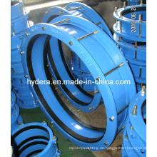Duktile Eisenkupplung für Rohre