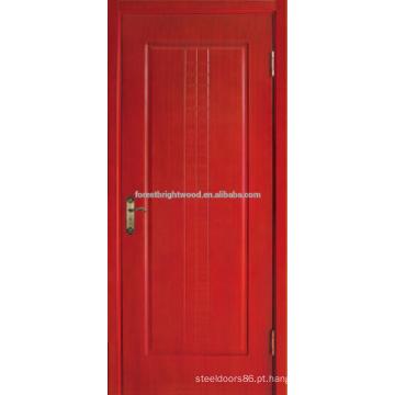 Red Oak folheado terminou indiana portas de cinzeladura de madeira