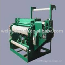full automatic welded wire mesh rolls making machine
