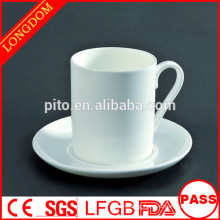 Factory directly high quality big porcelain coffee cup set