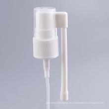 Pulverizador plástico de la bomba de la encrespadura, rociador nasal (NS17)