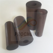 PTFE Filled Tube With Glass Fiber Carbon Copper