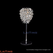 2017 New Design Modern Crystal Table Lamp LT-20072