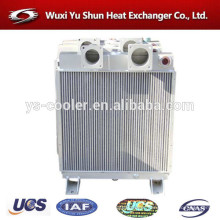 high performance aluminum customized high efficency heat exchanger manufacturer
