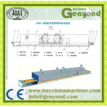 Máquina de congelação do túnel de IQF das frutas da eficiência elevada