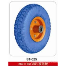 Roda de Borracha 400-8