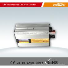 Off -Grid Modified Sine Wave Inverter DC para AC 300W 12V para 220V para Solar Power Inverter