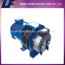 Elevator Parts For permanent magnet synchronous Gearless Passenger Elevator Traction Machine