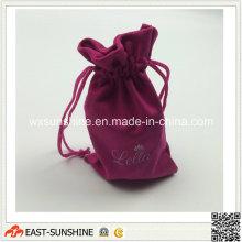 Bolsa de la joyería de la impresión de encargo (DH-MC0640)