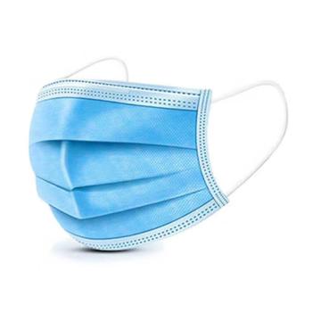 Одноразовая маска для лица для общественной защиты