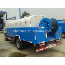 China fábrica fornecimento Dongfeng 3000L alta pressão limpeza veículo