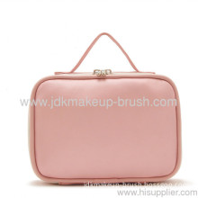 Elegant Lady's Cosmetic Bag Pink Color