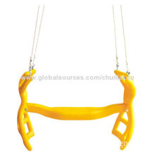 Plastic Double Baby Swing Seat, 10mm Thickness