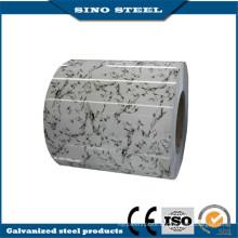 JIS G3312 CGCC G40 Marble Prepainted Steel Coil