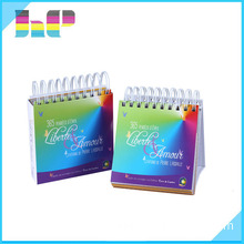 fancy standing desk wholesale mini calendar printing made in china
