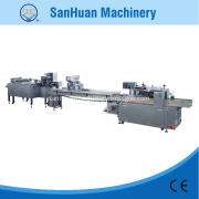 Disposable Tableware Packing Production Line