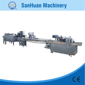 Plastic Knife Automatic Packing Machine