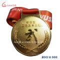 Médaille de Sport personnalisé en alliage zinc