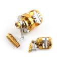 FSTR050 Nouvelle production 2 vitesse tout métal matériel grand jeu trolling reel