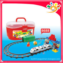 2014 HOT SELLING PRODUCTS! 8688 HIGH SPEED TRAINS electric train model train blocks toy train