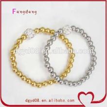2014 nouveau design bracelet de perles en gros