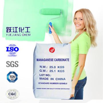 45% Mangan-Carbonat für Futterqualität mit ISO9001 und SGS