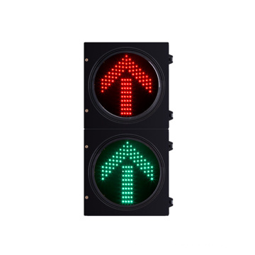 300mm 12 inch Semaphore rojo y verde direction Traffic Light led arrow indicator light